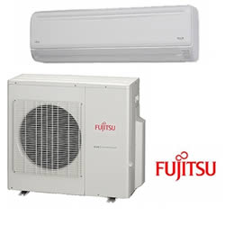 Image result for images of fujitsu ductless heat pumps
