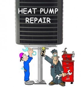 Heat pump problem got you down? Learn how to fix common problems